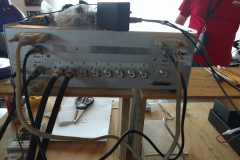 Back of 4x8 Receive Antenna Switch