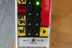 Remote Antenna Switch Controller